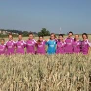 C-Mädchen starten mit Sieg gegen Rednitzhembach in die neue Saison
