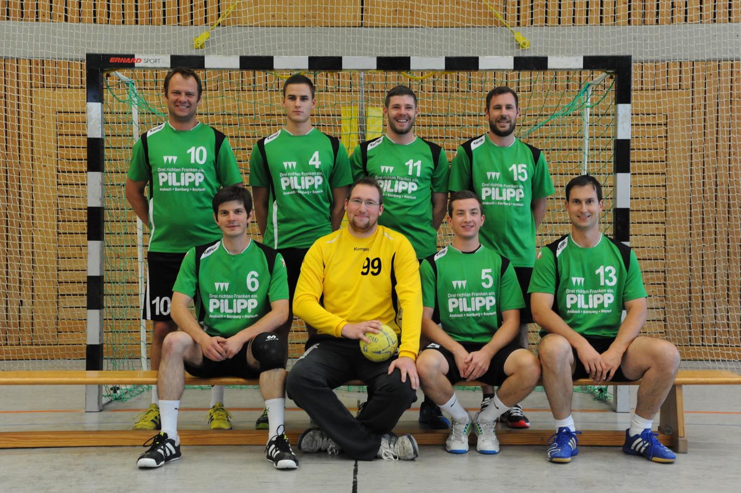 Männer II;  Saisonauftakt bei 46 Nürnberg