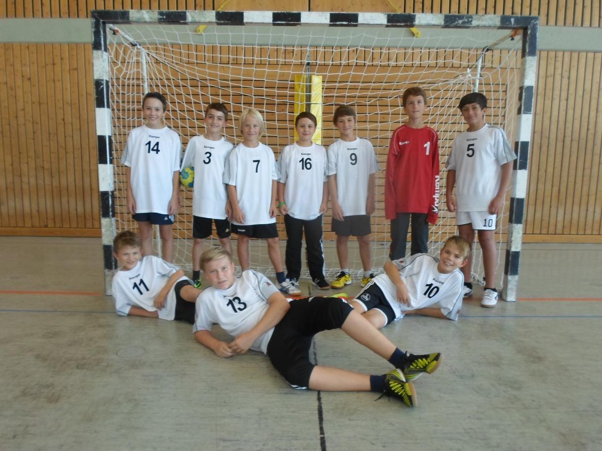 D-Jugend männlich unterliegt beim HC Cadolzburg