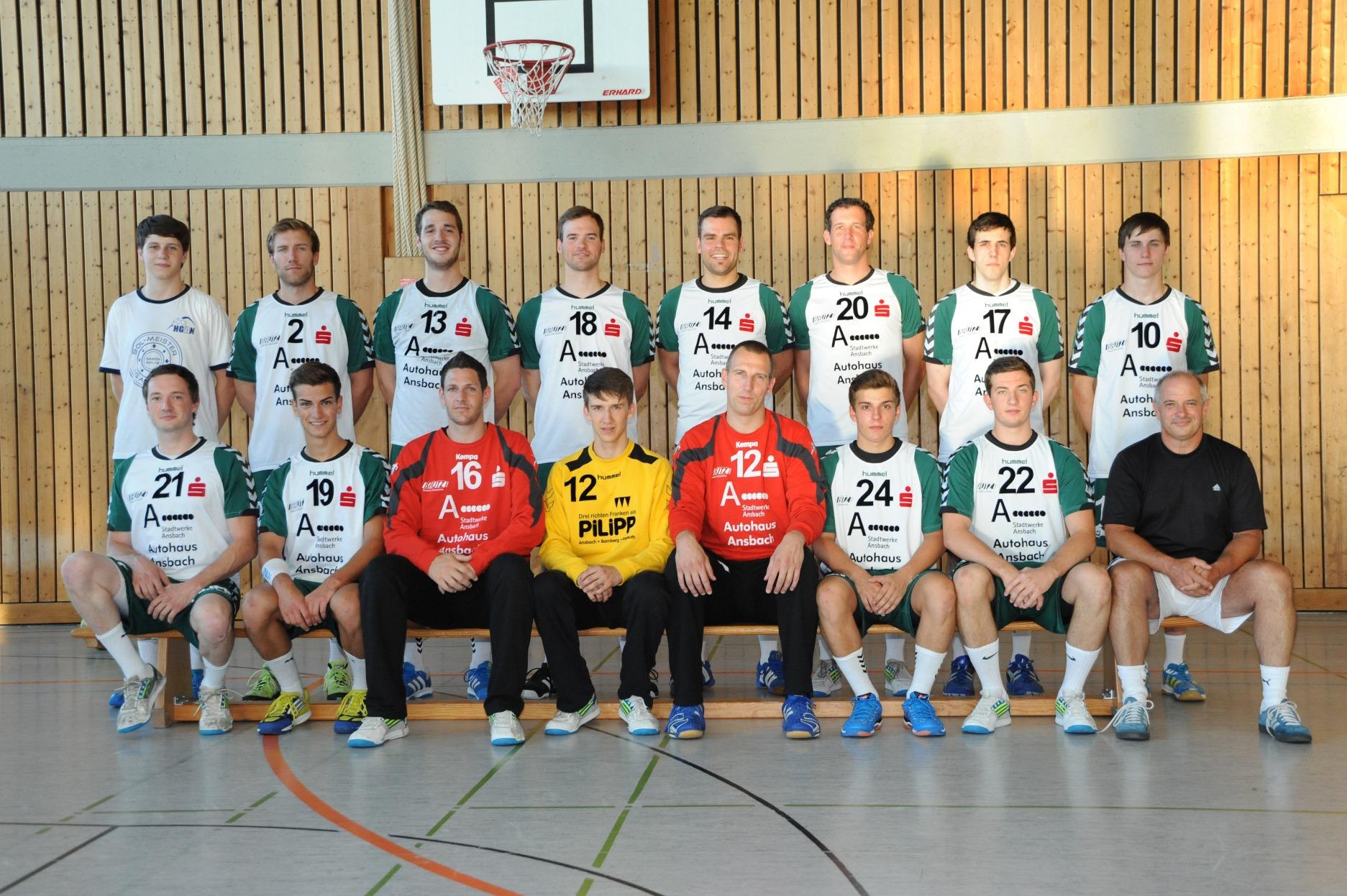 Männer I starten mit Derby gegen Lichtenau in die Rückrunde
