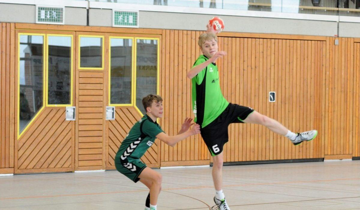 HG Ansbach Cm1 - TV Marktsteft Handball Ansbach